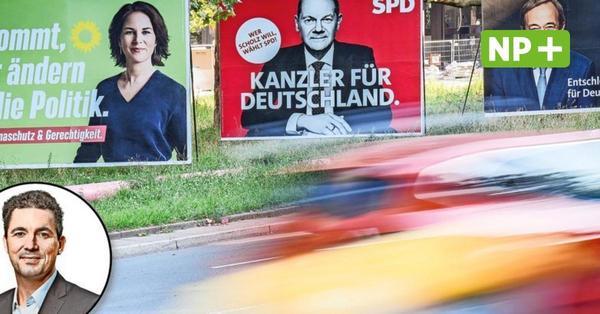 Bundestagswahl 2021: Eine gute Wahl für den Neuanfang