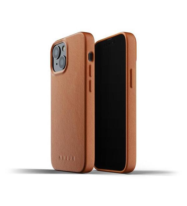 Protect your iPhone 13 in style with new Mujjo leather cases