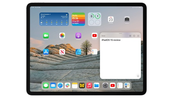 iPadOS 15 review: Nice improvements, but where's the ambition?