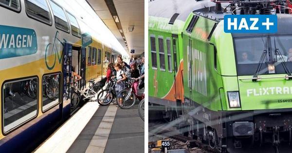 Bahn-Netz am Limit: Metronom-Halt in Großburgwedel fällt weg