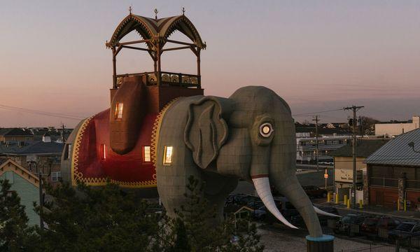Elefant, Ufo oder Box: Die verrücktesten Hotels der Welt