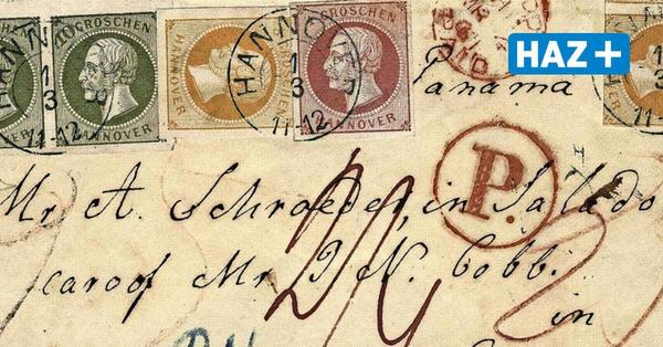 Aus dem Jahr 1861: Warum ein besonderer Brief aus Hannover 145.000 Euro wert ist
