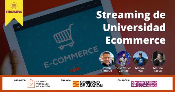 STREAMING Universidad Ecommerce - Feria de Tiendas Virtuales 2021