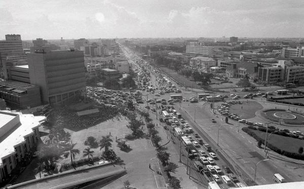 Sala Daeng Intersection