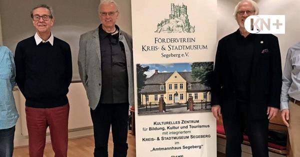 Kreis-und Stadtmuseum: Machbarkeitsstudie für Landratssitz in Bad Segeberg soll im Frühjahr vorliegen