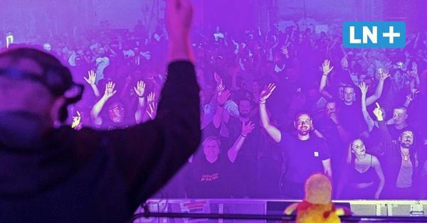 Back to life - Erste Party nach Corona in der Kulturwerft Gollan