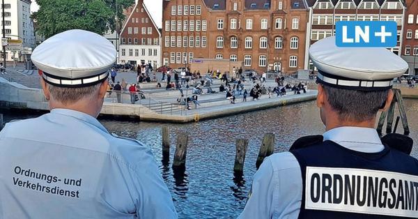 Das kosten cruisen, betteln, wildes Pinkeln: Lübecks neuer Strafkatalog