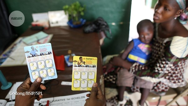 Resistance to front-line malaria drugs confirmed in Africa