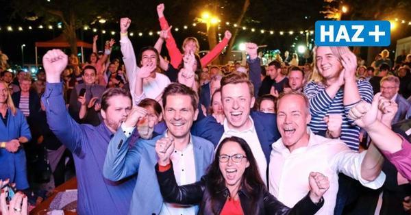 """SPD-Wahlparty in Nordkurve Hannover nach Bundestagswahl: """"Ein bisschen wie 1998"""""""