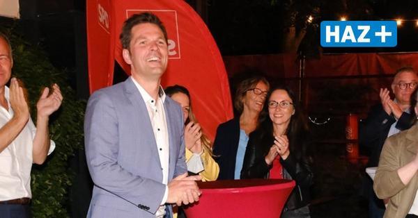 Steffen Krach (SPD) gewinnt die Stichwahl deutlich gegen Christine Karasch (CDU)