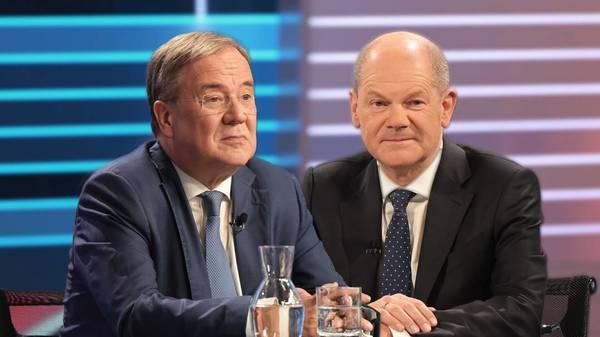 Bundestagswahl: CDU und FDP offen für Koalition mit Grünen – SPD will Regierung noch 2021