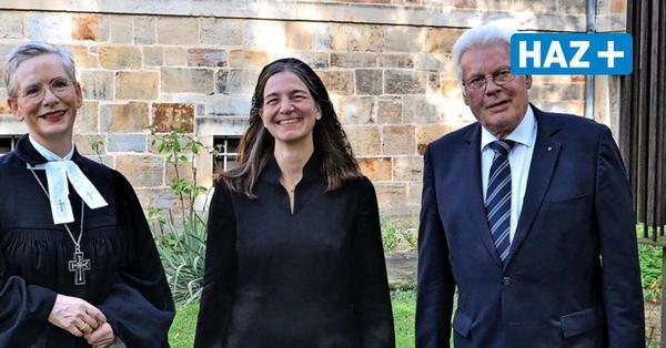 Barsinghausen: Neue Äbtissin Henrike Wahl offiziell ins Amt eingeführt