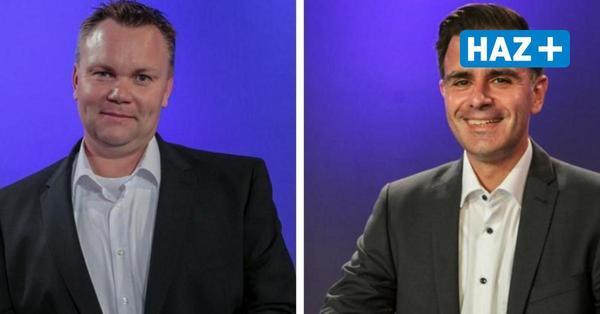 Claudio Provenzano wird Bürgermeister in Garbsen