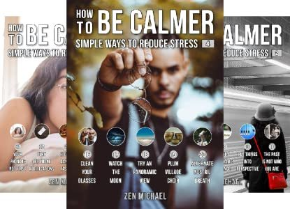 How To Be Calmer (eBook series)