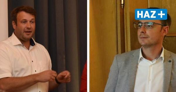 Helge Zychlinski wird Bürgermeister in der Wedemark