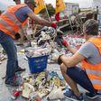 Des bénévoles ont sorti 1890 kilos de déchets du lac Léman