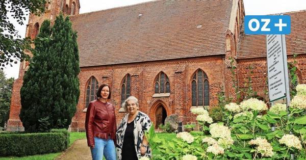 Ein Förderverein soll helfen, Steffenshäger Kirche in MV zu sanieren
