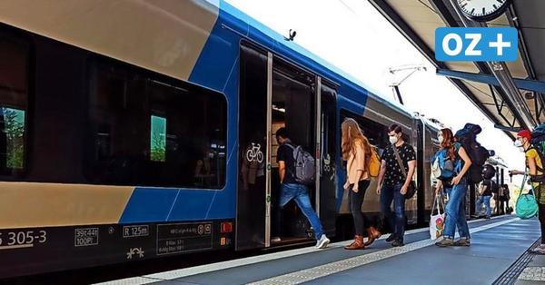 Ohne Aufpreis: ODEG-Züge über Stralsund bald mit mehr Komfort unterwegs