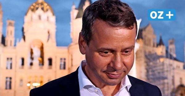 Krise bei der CDU in MV: Landeschef Michael Sack tritt nach Wahlschlappe zurück