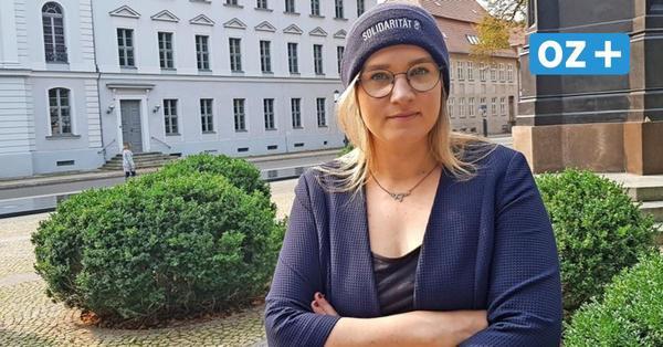 Merkels Erbin: Wie die junge SPD-Politikerin Anna Kassautzki den Wahlkreis der Kanzlerin gewann
