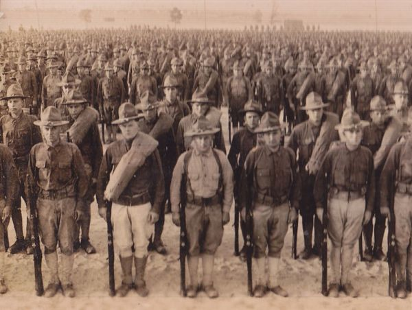 Le musée In Flanders Fields mène des recherches sur les Américains pendant la Première Guerre mondiale - In Flanders Fields Museum voert onderzoek naar Amerikanen in W.O.I