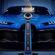 Exklusiv: Bugatti und Gillette entwickeln selbst wärmenden Luxus-Rasierer