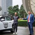 ID.3 und ID.4: Grizzlys Wolfsburg fahren jetzt elektrisch