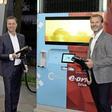 Upgrade der Prototypen: VW und E.ON bringen Schnelllader mit Speicher-Batterie auf den Markt