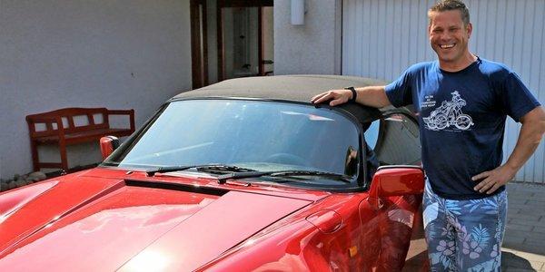 WAZ-Serie Klassiker aus der Region: Die Krone des Fuhrparks: Heiko Thoms und sein Porsche 911 Speedster