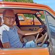Ein Golf mit Aha-Effekt: Thomas Kiesewetter und sein seltener Behindertenumbau