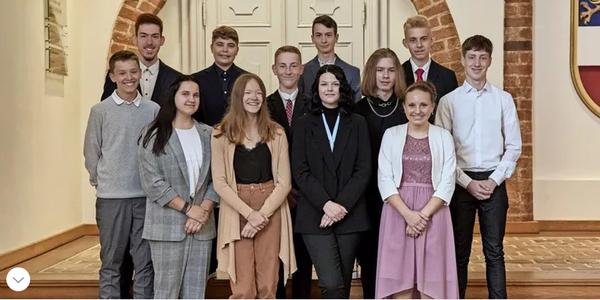 Jugendweihe 2021 im Rostocker Rathaus: Hier gibt es alle Bilder