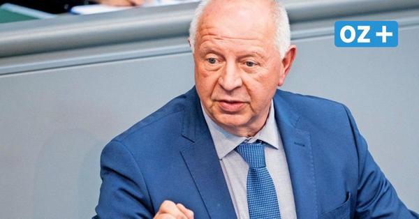 Rehbergmuss nochmal ran: So soll dasUrgestein die MV-CDU retten