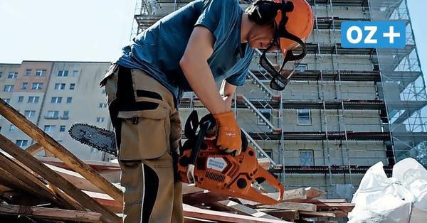 Studie zeigt: Bauarbeiter in Nordwestmecklenburg schuften 1500 Stunden im Jahr
