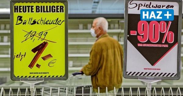 Real-Markt in Linden für immer dicht - ein letzter Rundgang