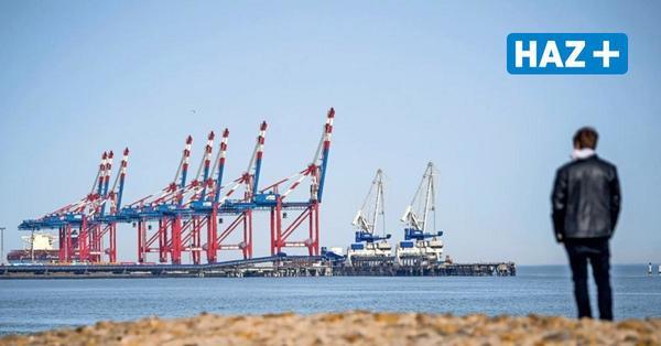 Reederei Hapag-Lloyd kauft sich beim Jade-Weser-Port in Wilhelmshaven ein