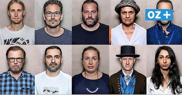 Fotokunstprojekt in Greifswald: Faces of Europe wird ab Freitag gezeigt