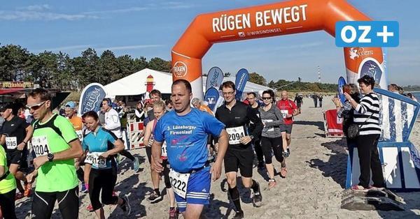 Zwischen Leuchttürmen und Strand: Kap-Arkona-Läufer gehen auf Rügen wieder an den Start