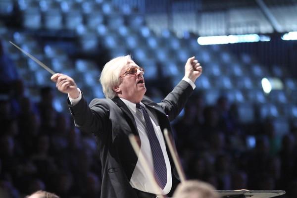 Stardirigent Justus Frantz kommt ins Havelland.