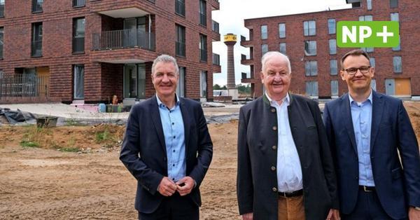Neue Wohnungen in Hannover: Erste Mieter ziehen in der Wasserstadt ein – Kita nimmt Betrieb auf