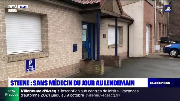 Steene : Le seul médecin de la ville a quitté - Laatste huisdokter verlaat de gemeente