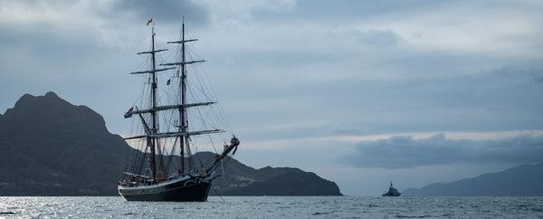 Winnen: meevaren op een authentiek schip (t.w.v. 134 euro)