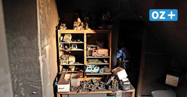 Brand in Stralsunder Doppelhaushälfte: Feuer brach in Kinderzimmer aus