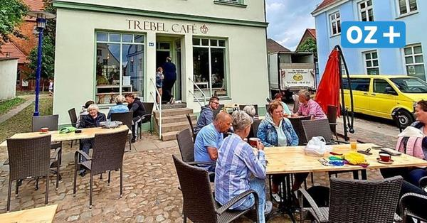Tribsees: Trebel Café entwickelt sich zum Treffpunkt in der Kleinstadt