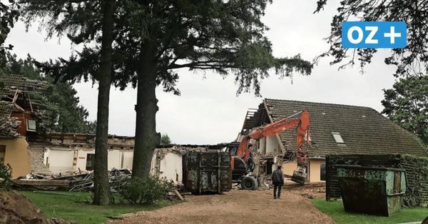 Zarrendorf: Ehemaliges Diakonissenhaus abgerissen, neue Kita soll endlich entstehen