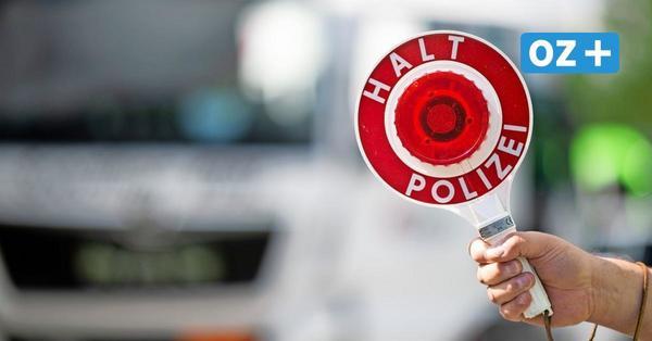Grimmen: Lkw-Fahrer unter Einfluss von Drogen gestoppt