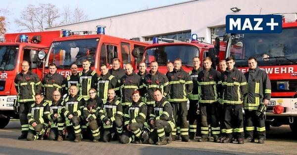 Darum kommt die Freiwillige Feuerwehr Rangsdorf ohne Nachwuchsprobleme aus