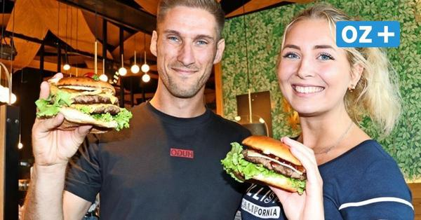 200 Burger pro Stunde: Restaurantkette Peter Pane startet in Greifswald