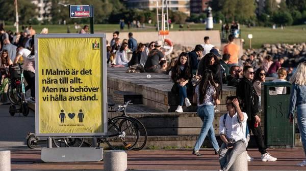 Bye-bye Covid: Schweden kehrt zur Normalität zurück