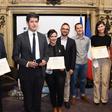 Julien Denormandie remet les Grand Prix AFJA du Journalisme agricole et agroalimentaire 2019 et 2020
