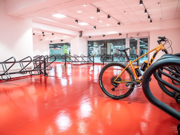 Alla stazione di Cordusio il primo parcheggio per biciclette in metropolitana